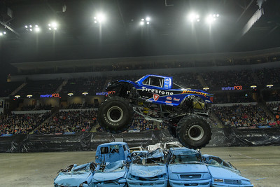 Monster Truck Nationals January 27, 2018