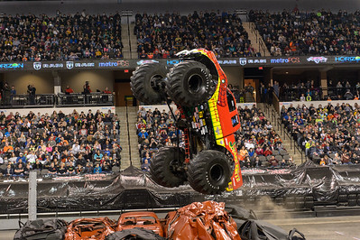 Monster Truck Nationals March 5, 2016