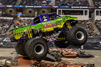 Monster Truck Nationals @ Sears Centre 03.05.16
