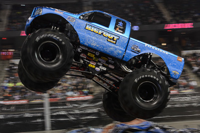 Monster Truck Nationals @ Sears Centre 03.21.15