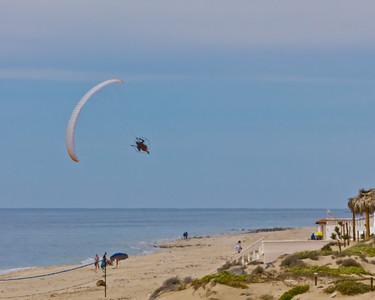 A Fan Man On The Playa