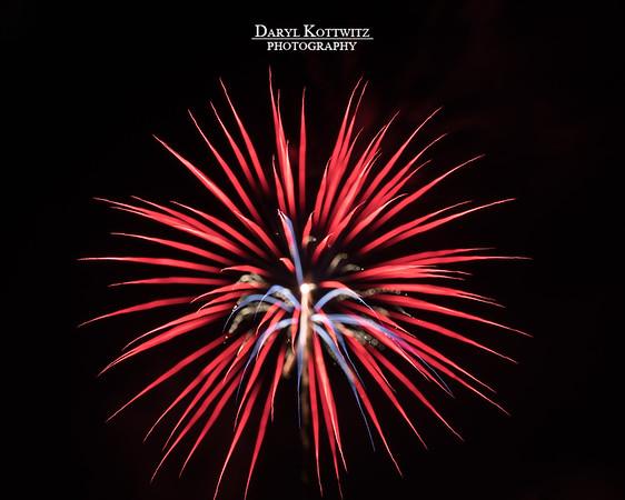 Fun With Fireworks 2017