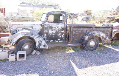 Old Truck-1 Source Shot