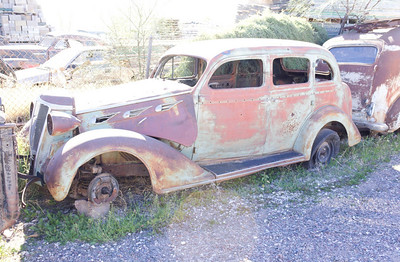 Old Car-1 Source Shot
