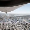 Airship Ventures over SF Bay