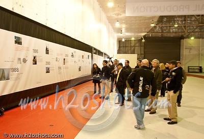 Oracle Racing Pier 80 Media Open House