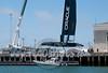 AC 45's 1st Sail on SF BAY