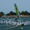 Windsurfing at Candlestick Point