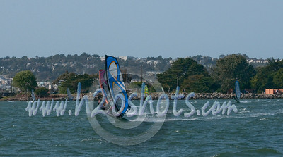 Windsurfing Candlestick Point