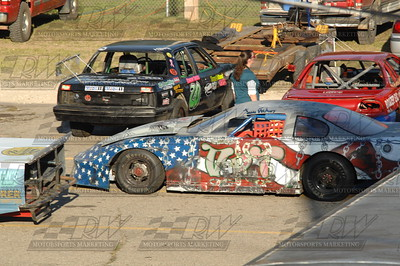 Call of the Wild - Kalamazoo Speedway 2012
