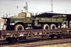 A more sleek design of Russian truck.