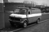 SWT's Bedford CF 18cwt van, UTH 715S.
