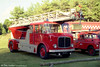 The former County Borough of Swansea 1963 AEC Mercury/Merryweather Turntable Ladder Pump, 511 HCY.