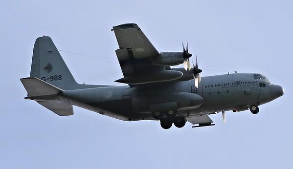 Hercules flying over Gilze Rijen, Netherlands 29/04/15  Watch the video at: https://youtu.be/BeUOt_ZbqYQ