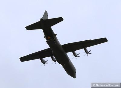 Hercules over Dartmouth  30/08/13