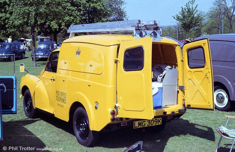 LCV - Post Office Telephones - LMG 309K