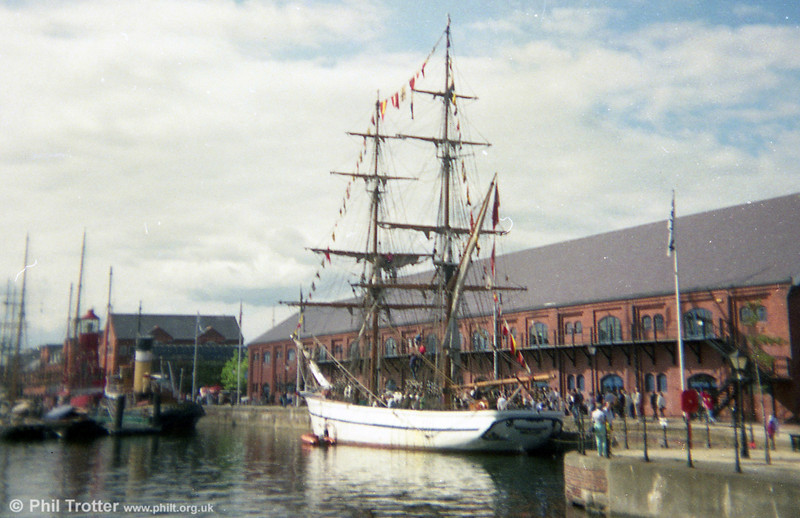 South Dock, Swansea.