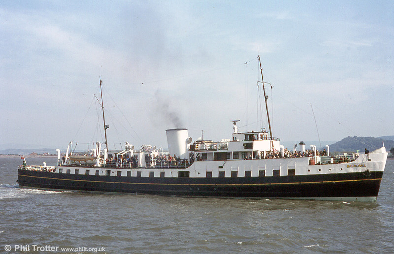 In the winter of 2002, Balmoral was fitted with new engines. The Project was dependent on nearly £150k being raised through the help of the Public Sector & local Councils, Supporter Societies and on-board Fund raising Activities which in turn secured a further £3/4m contribution from the Heritage Lottery Fund.