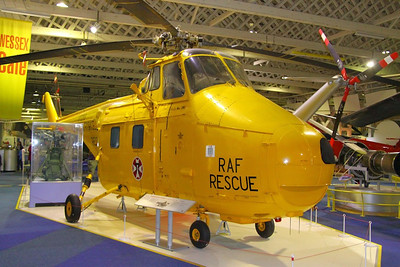 Whirlwind in RAF Hendon  24/10/12