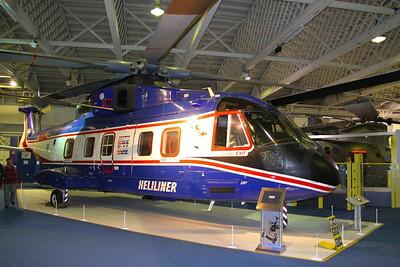 Merlin Heliliner in RAF Hendon  24/10/12