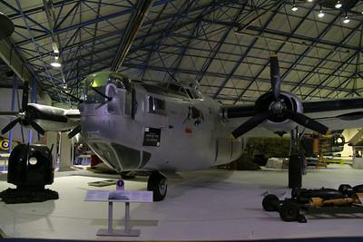 Liberator in RAF Hendon  24/10/12