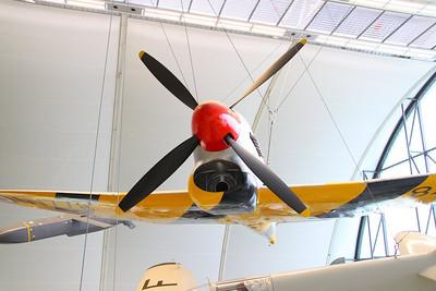 Hawker Tempest in RAF Hendon  24/10/12