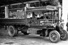 An unusual visitor to South Wales Transport's Brunswick St., Swansea, depot during 1964 was this 1921 Foden steam lorry, M 7287. The vehicle was taking part in a round-Britain tour to promote throat sweets. Does this machine still exist?