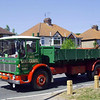 St Ives Sand and Gravel Lorry on Ipswich to Felixstowe Road Run.  1st May 2011