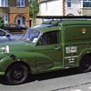 Post Office Telephones Morris 1000 Van.  1st May 2011