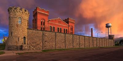 Old Montana Prison museum