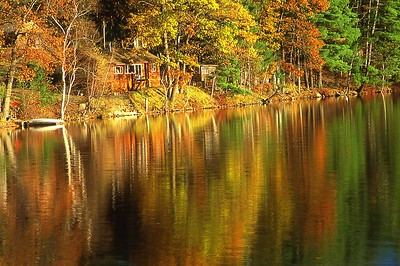 Lake Fairlee, Vermont 315-62