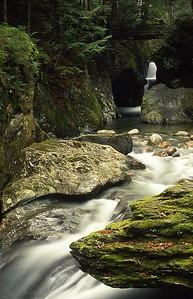 Texas Falls, Green Mountains, Vermont 313-3
