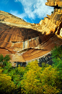 Emerald Pools Nature Trail, Zion National Park