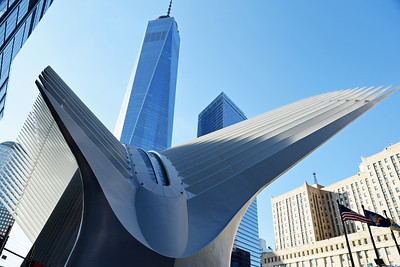 World Trade Center Transportation Hub & One World Trade Center