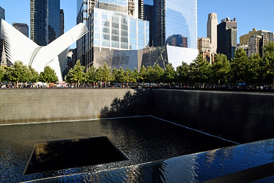 9/11 Memorial & World Trade Center Transportation Hub
