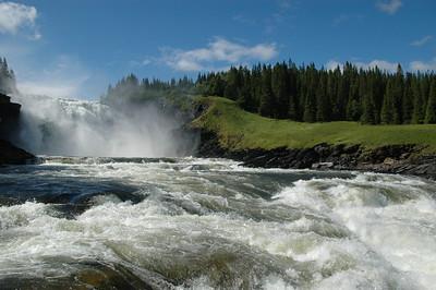Tännforsen, Sverige