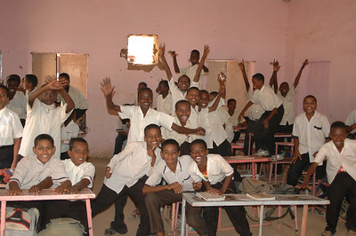 Secondary school i Omdurman