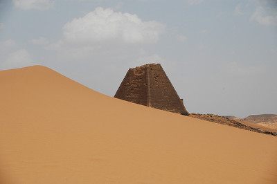Pyramider i Meroe/Bajrawia