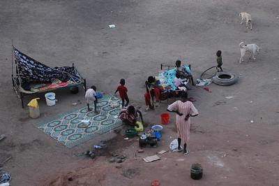 Familj i Khartoum