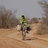 Öknen norr om Khartoum