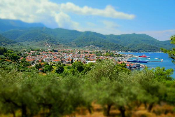 Thassos  - Grekland