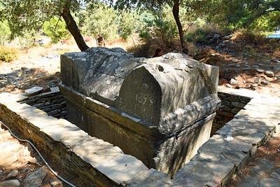 Sarkofag i Alyki