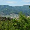 Vy från Akropolis över Limenas