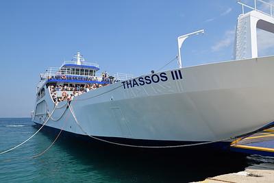 Vår färja - Thassos III