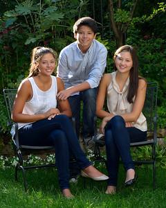 The Chen kids
