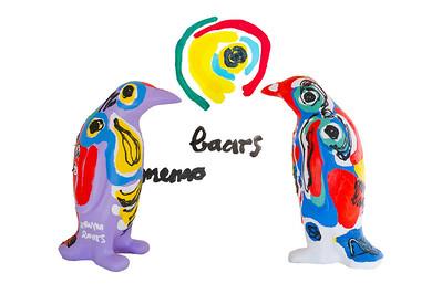 pinguin,Menno Baars