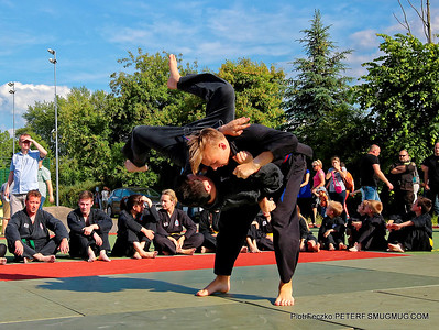 Hapkido Show summer 2017 Cracow