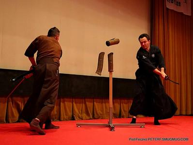 Okuyama Ryu Aiki Jujitsu Martial Sports and Arts Festival Cracow may 2016
