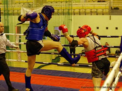 Poland Muay Thai Cup Warsaw december 2015