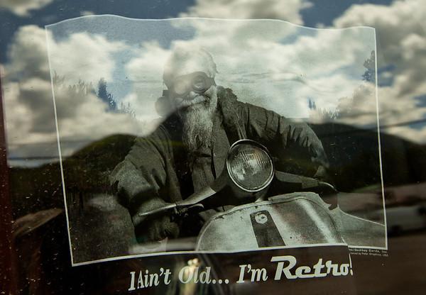 """""""I Ain't Old... I'm Retro"""""""